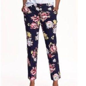 Harper midrise floral pant